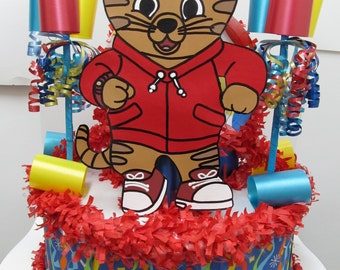 Daniel Tiger Handmade Birthday Child Pinata