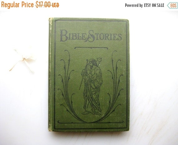 75 Off 1906 Bible Stories For Parochial And Sunday By