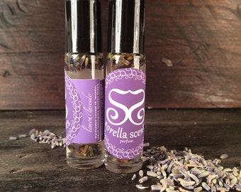 Lemon & Lavender Organic Parfum