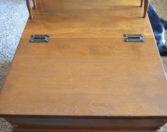 Ethan Allen Vintage End table