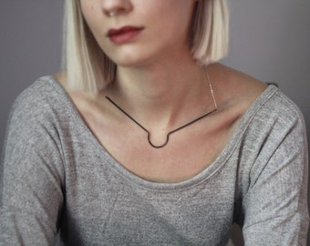 Collarbone - Suspended Necklace