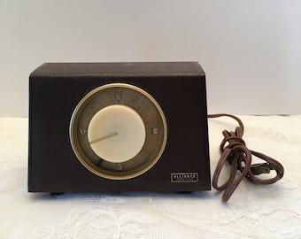 Alliance Tenna Rotor ~  Bakelite ~ Model U - 100 ~ Retro Television Antenna ~ Vintage
