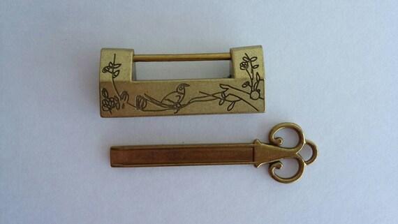 jewelry box lock by scottartstudio on etsy