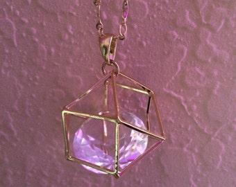 Chambered Diamond