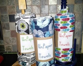 Un Paper Towels non paper washable