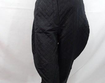 HERMES SILK PANTS