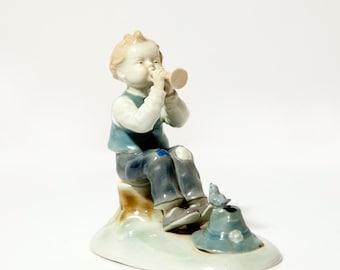 Metzler & Ortloff Porcelain Figure