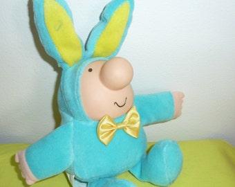 vintage Easter bunny ziggy