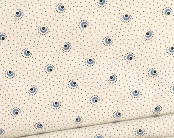 """End of Bolt Piece 23"""" Margo's Favorite Shirting 873 - 05 NewCastle Fabrics"""