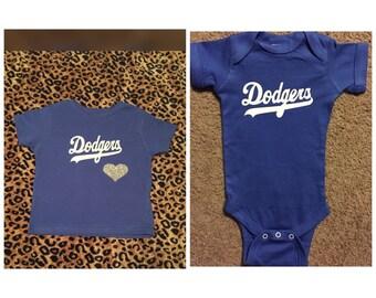 Dodgers tee