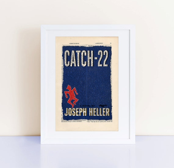 a brief summary of the character yossarian in catch 22 by joseph heller Joseph heller's catch-22 (bloom_s guides) uploaded by oana stefanache rating and stats 20 (2) document actions download share or embed document sharing.