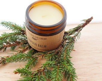 Natural Balm, Vapour Balm, Breathe Easy, Chest Rub for Coughs and Colds