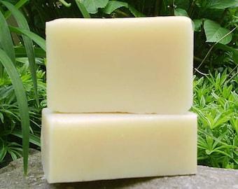 Home Made Goat Milk Soap - Goats Milk Soap - Natural Soap - Handmade Soap - Creamy Goat's Milk - Moisturizing Soap - Bath Soap - Soap ~ 5 oz