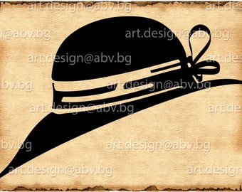 Vector HAT, Download files, Digital, graphical, AI, eps, pdf, png, svg, jpg, coupons