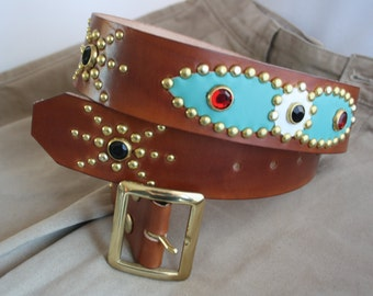Rockabilly belt