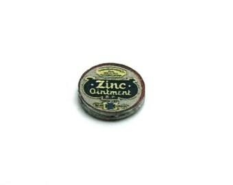 Zinc Ointment Tin