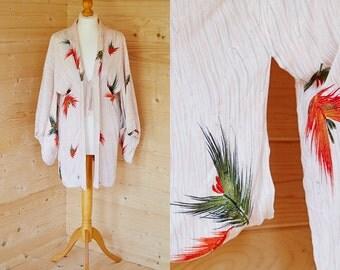 Vintage 1960's Kimono
