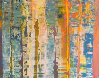 ORIGINAL Painting, Art Painting Acrylic Painting Abstract Painting, colorful