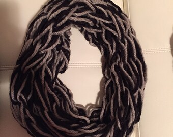 Jazzy's Wrist Knitted Scarves