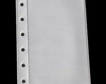 A7 Pocket envelope bag for the filofax or similar planner