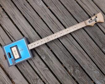 CIGAR BOX GUITAR-electric