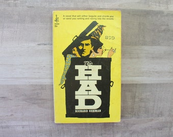 The Had - Vintage Paperback - Richard Gehman - Rare Book - Pocket Books 1st - 1967