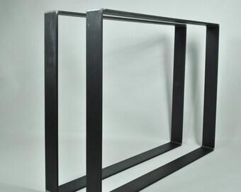 sale u shape metal table base
