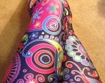 Medium - Circle Sorbet Leggings