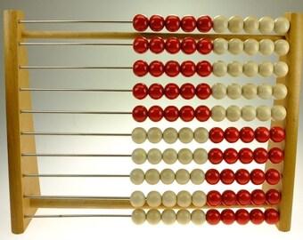 Abacus Wood Abacus slide rule