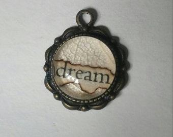 "Lead and Nickel-Free ""dream"" pendant 1.1"