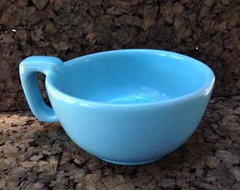 Vintage Frankoma Bowl in Robin's Egg Blue Color