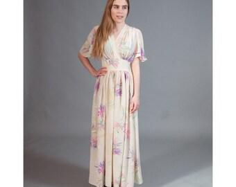 Vintage ladies summer dress
