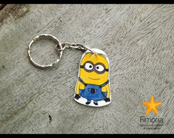 """pendant or keychain """"minions"""""""