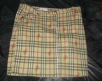 Vintage Burberrys Skirt L-XL
