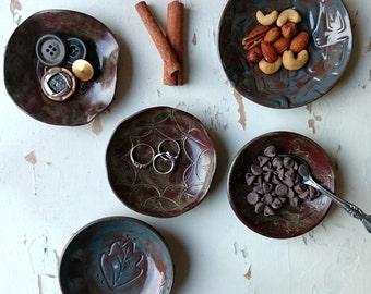Handmade Pottery Multi-purpose Dish