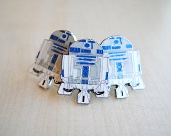 R2D2 Ring -- Adjustable Ring -- Star Wars Jewelry -- Droid -- Skywalker -- Star Wars Ring -- Handmade -- Fandom Fashion