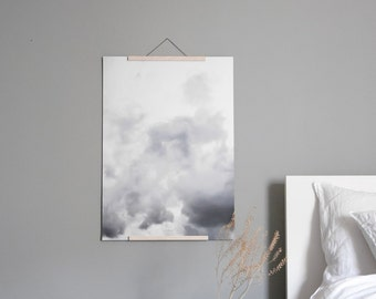 head in the CLOUDS - A1 / 50x70 Artprint - Poster