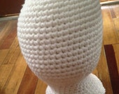 Mannequin Head, Crochet Pattern, Children's Head Pattern, Kids Model Head, Craft Show Prop, How to Make It, Child Mannequin, Crochet Head