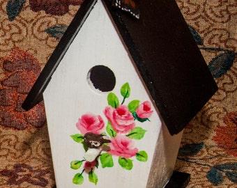 Handpainted Birdhouse3