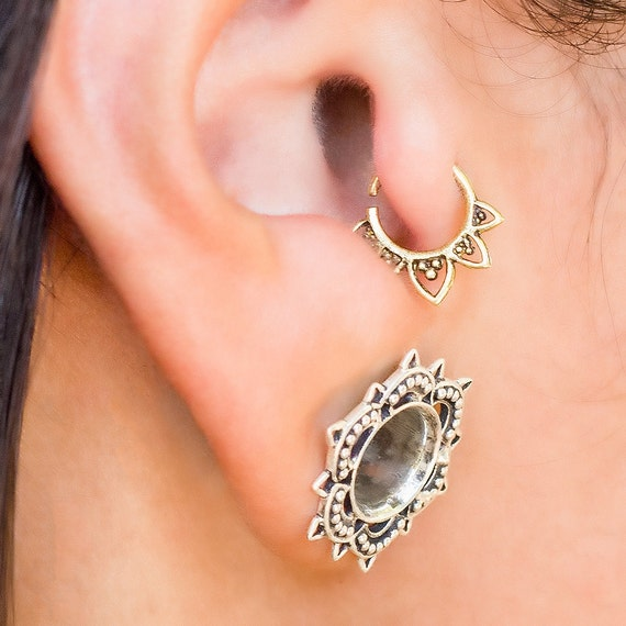 tragus jewelry hoops tragus earring helix earring tiny hoop earrings tiny hoops 8365