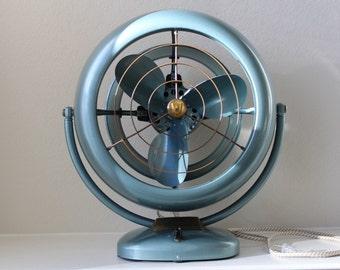 Restored 1950's Vornado Electric Fan 28C1
