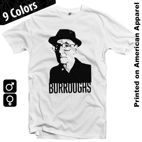 Popular items for burroughs on Etsy