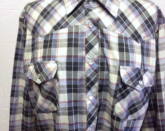 Western Button-up Shirt
