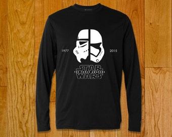 New Star Wars t-shirt, Stormtrooper - Episode VII: The Force Awakens - Long sleeve