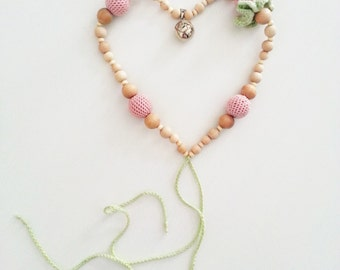 Pregnancy necklace-necklace of expectation