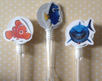 Finding Dory Party Favor Bubbles - Set of 10