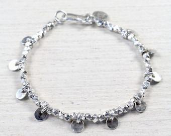 Nugget Petal Bracelet