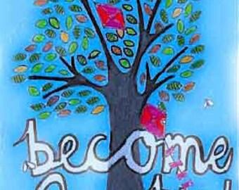 Become A Bird Tree