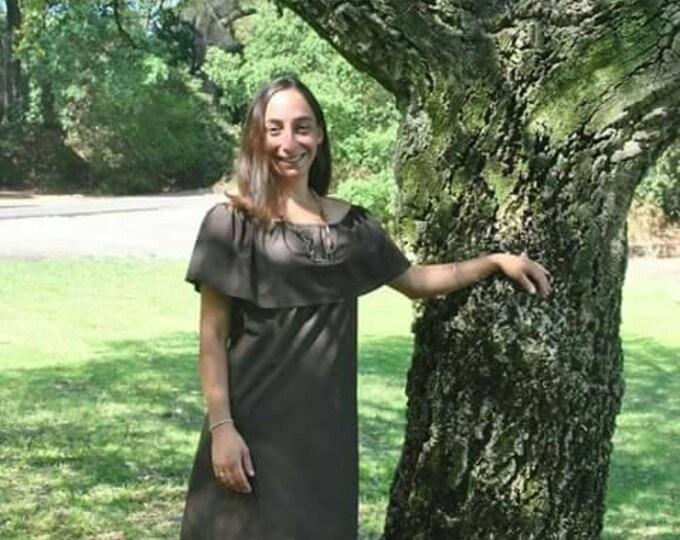 Fru-Fru dress, Fru-Fru dress, summer, Womens clothing, dress, Handmade dress, summer dress, Women's clothing, clothing