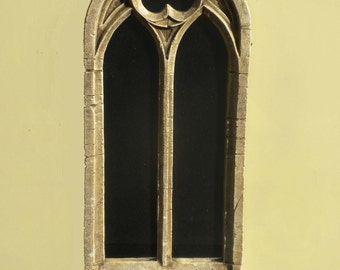 Ecclesiastical etsy for Church style mirrors